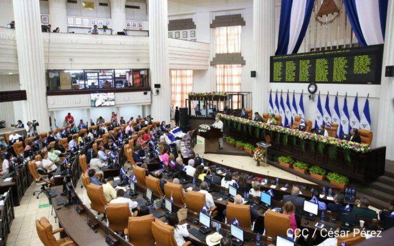 EEUU condena aprobación de Ley de Agentes Extranjeros en Nicaragua