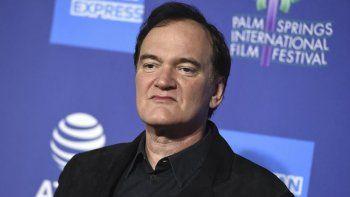 Quentin Tarantino llega a la 31 entrega anual de los premios del Festival Internacional de Cine de Palm Springs el 2 de enero de 2020 en Palm Springs, California.
