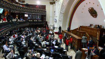 La Asamblea Nacional de Venezuela (AN, Parlamento), de mayoría opositora, incorporó este martes además al pleno al diputado antagonista Rosmit Mantilla