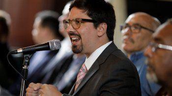 El diputado de la Asamblea Nacional de Venezuela, Freddy Guevara, denunció la estigmatización que promueve la alcaldesa de BogotáClaudia López, en contra de los migrantes venezolanos.