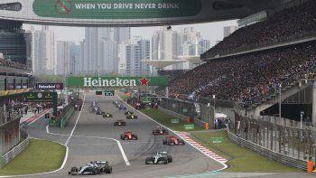 Se trata de la primera vez que una carrera no se disputar desde que una oleada de protestas propició la cancelación del Gran Premio de Bahréin en 2011.