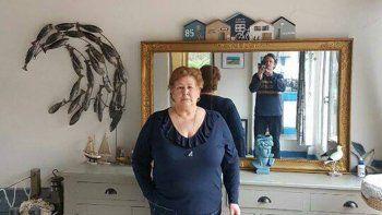 La foto sin fecha, provista el 15 de enero de 2021 por Pierre-Jean Pouchain, muestra a Jeanne Pouchain. Jeanne Pouchain ha sido declarada oficialmente muerta e intenta desde hace casi tres años demostrar que está viva.