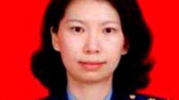 Esta foto sin fecha facilitada por el Departamento de Justicia de Estados Unidos muestra a Juan Tang en uniforme militar de Ejército de Liberación Popular de China.