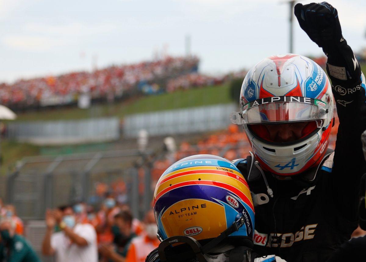El piloto español Fernando Alonso cree que su temporada con Alpine podría ser mejor