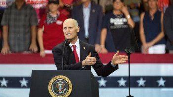 El exgobernador de Florida y senador republicano Rick Scott entendió que necesita invertir tiempo, dinero y capital político en ahondar sus lazos con la comunidad hispana del sur y centro Florida.