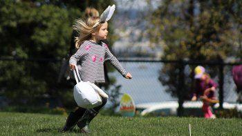 Este sábado 13 de abril, de 9:30 am. a 1:30 pm., se realizará en el Doral Central Park su acostumbrado EGGstravaganzacon juegos de carnaval, búsquedas de huevos, fotos con el consejo de Pascua y otras actividades para entretener a los más pequeños.