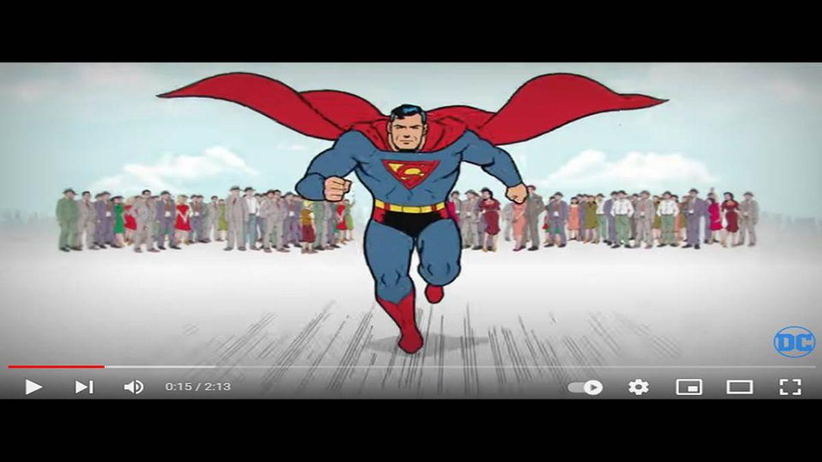 DC Comics anuncian que Superman tendrá relación amorosa con un amigo.