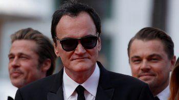 Tarantino se confesó hoy admirador de Polanski y, especialmente de Rosematys Baby, pero señaló que nunca se reunió con el director franco-polaco para hablar de su película.