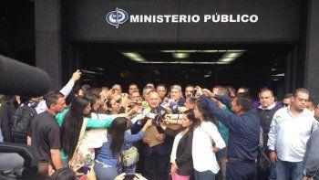 Según el constituyente, Diosdado Cabello, bajo la gestión de Ortega en la Fiscalía operó una gran red de extorsión que cobraba millones de dólares a personas vinculadas con hechos delictivos