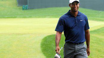 A sus 44 años, Tiger Woods ha sido una sombra de sí mismo desde que en julio regresó a la competición tras la suspensión del circuito PGA por la pandemia de coronavirus.