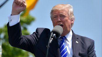 Trump declaró en rueda de prensa que dejará la Casa Blanca si el Colegio Electoral certifica la victoria de Biden, si bien apuntó que dicha certificación sería un error