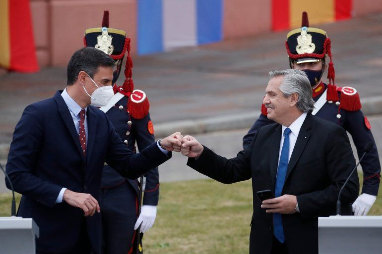 El primer ministro de España