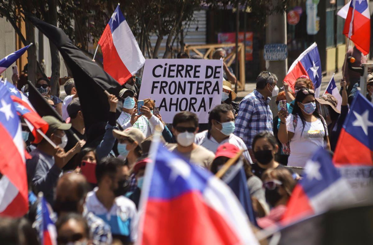 VIGILANCIA EXTREMA EN PASOS FRONTERIZOS DE CHILE POR FRONTERA BOLIVIANA