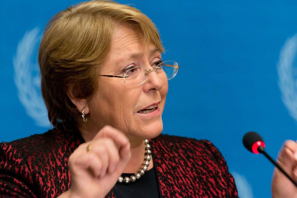 Bachelet aludió a la denuncia que efectuó recientemente el Servicio de Impuestos Internos (SII) ante la Fiscalía Nacional para que se indague la actividad contable de SQM (Sociedad Química y Minera)