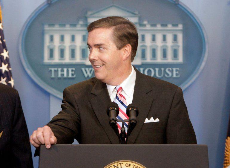 El presidente de la Asociación de Corresponsales de la Casa Blanca