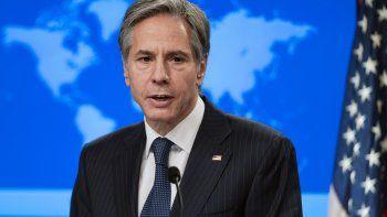 El secretario de Estado de EEUU, Antony Blinken señaló que el país está comprometido a promover la rendición de cuentas de los responsables de tales abusos