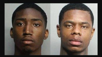 Evoire Collier, de 21 años y Dorian Taylor, de 25, de Greensboro, fueron responsables por la muerte en marzo de Christine Englehardt por una sobredosis de fentanilo.