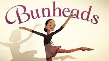 La portada del libro Bunheads escrito por la bailarina Misty Copeland con ilustraciones de Setor Fiadzigbey en una imagen proporcionada por G. P. Putnams Sons Books for Young Readers. El nuevo libro ilustrado de Copeland se publica el 29 de septiembre.