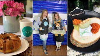 Isabel Infante y María Alejandra Sandoval se hacen cada vez más populares en Miami con sus negocios de comida Isa Desserts Style y Mechaditos.
