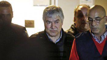 Imagen de archivo de la detención del empresario Lázaro Báez, imputado por delito de corrupción vinculado con la expresidenta argentina Cristina Fernández.
