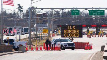 Estados Unidos y Canadáestán en conversaciones para extender el cierre de la frontera ya que persisten las preocupaciones sobre la propagación del nuevo coronavirus.