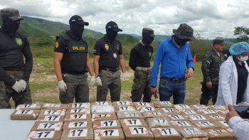 Desde 2014 las autoridades de Honduras han entregado a 19 hondureños solicitados en extradición por Estados Unidos por cargos de narcotráfico y lavado de activos.