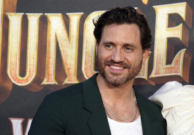 El actor venezolano Edgar Ramírez
