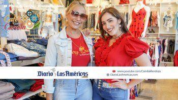 Imagen promocional de la entrevista a la empresaria cubana Marisel Treto, conocida en las redes sociales como Mary Queen, en el programa Café con Camila.