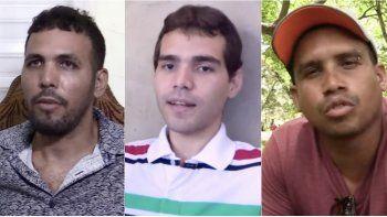 Manuel Alejandro León, David Mauri y Yudier Blanco han enfrentado la represión del régimen de Cuba al defender su derecho a la libre expresión.