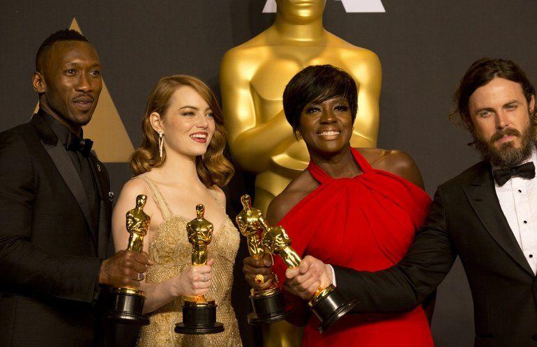 Listado De Los Ganadores De La 89 Edición De Los Premios Oscar