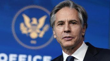 El secretario de Estado de EEUU, Antony Blinken, reiteró al ministro de Exteriores de Rusia, Sergei Lavrov, que defenderá sus intereses en respuesta a las acciones de Moscú