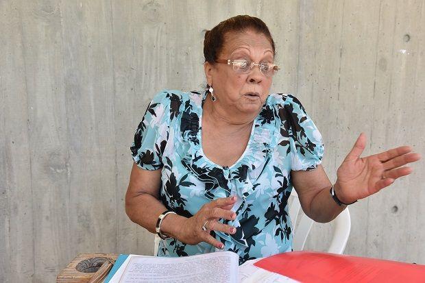 María Elena Alpízar