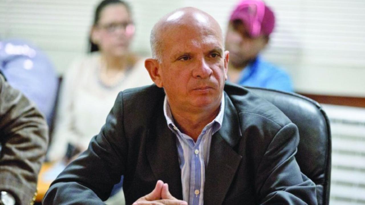 El exgeneral chavista Hugo El Pollo Carvajal.