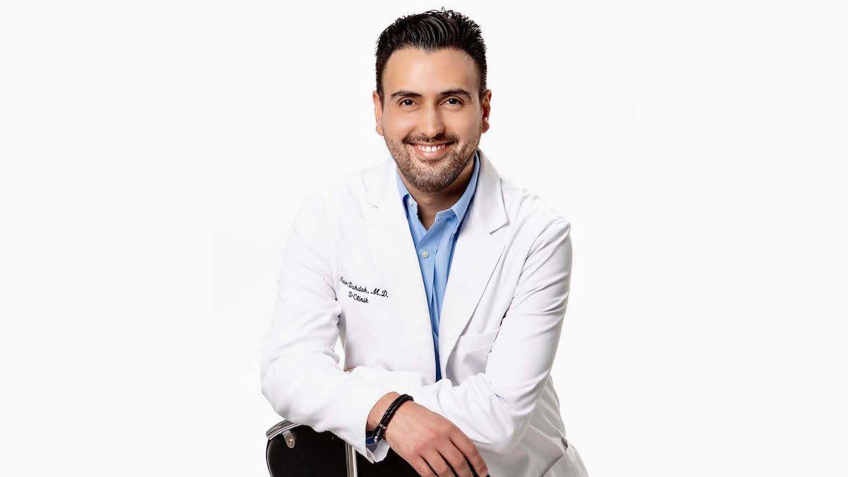 El Dr. Naim Dahdah.