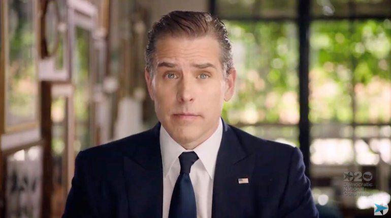 Esta captura de video de archivo realizada el 20 de agosto de 2020 de la transmisión en línea de la Convención Nacional Demócrata