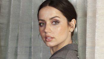 La intérprete hispanocubana compitió por el Globo de Oro a la mejor actriz protagonista en comedia o musical por su papel en Puñales por la espalda de Rian Johnson.