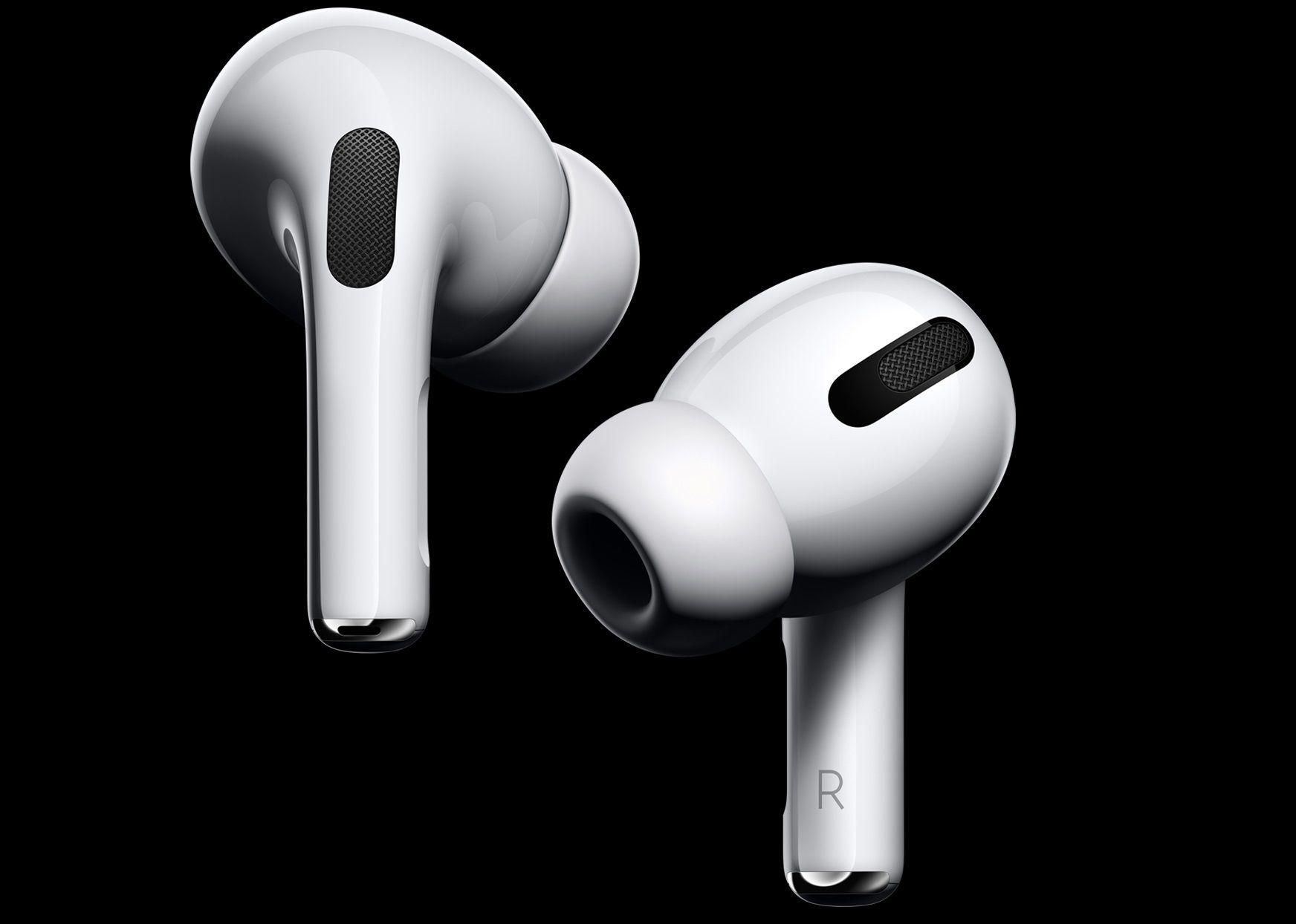 Apple actualiza el firmware de Airpods con mejoras en la función Buscar