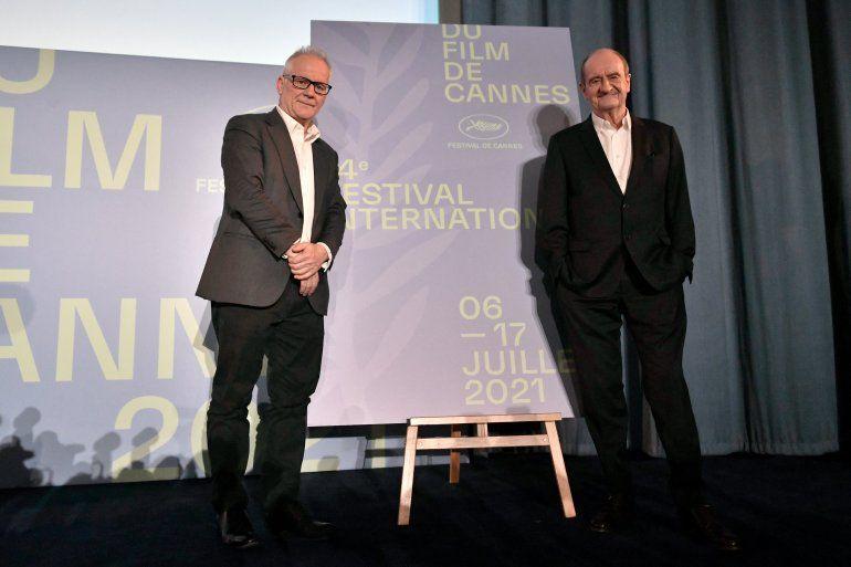 El delegado general del festival de cine de Cannes