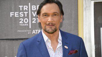 El actor Jimmy Smits asiste al estreno de In the Heights la noche inaugural del Festival de Tribeca 2021, en el cine United Palace en Nueva York, el 9 de junio de 2021.