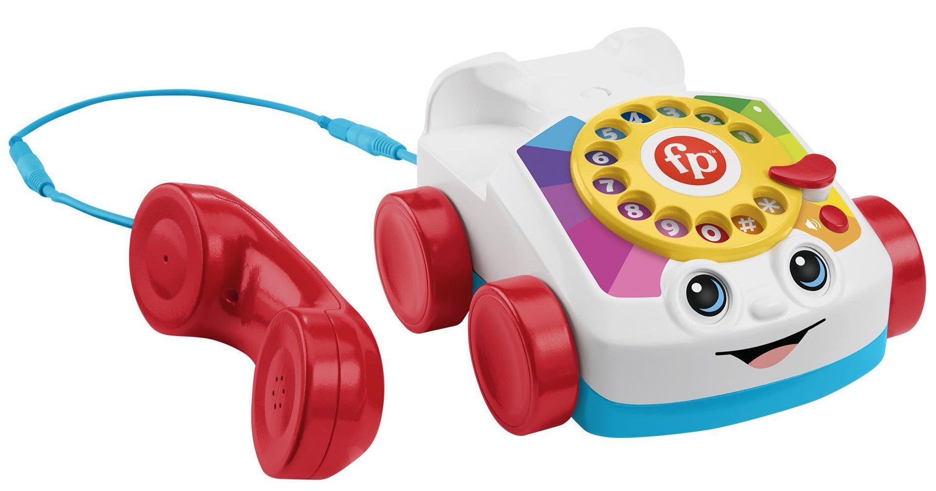Teléfono de juguete de Fisher-Price ya puede hacer llamadas reales