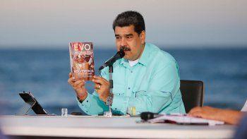 Evo Morales fue uno de los principales aliados en América Latina del fallecido dictador venezolano Hugo Chávez (1999-2013), lazos que permanecieron estrechos con su sucesor, Maduro.