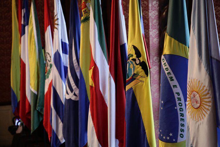 Paises de Unasurreiteran el urgente llamado a que el Gobierno de Venezuela aplique medidas concretas acordadas con la oposición con apego a la Constitución