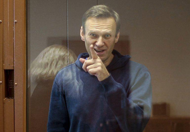 En esta foto tomada de un video distribuido por la corte distrital de Babuskinsky