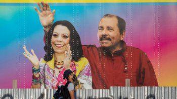 El matrimonio dictatorialde Nicaragua Daniel Ortega y Rosario Murillo desataron una ola represiva durante el segundo aniversario de las protestas de abril.
