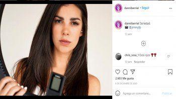 Actriz Daniela Berriel. Luego de que la intérprete mexicana diera a conocer públicamente que fue abusada sexualmente, las autoridades competentes de México detuvieron al presunto violador.