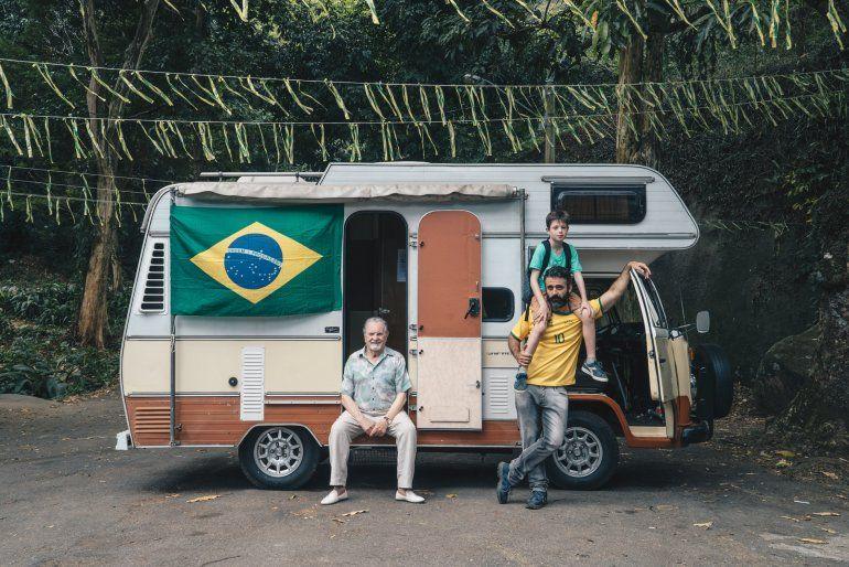 Back to Maracanãserá proyecta el jueves 16 de enero