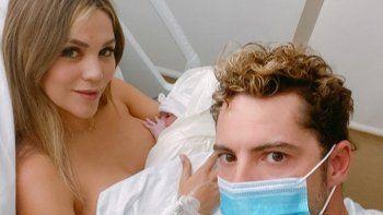 El cantante español David Bisbal y su esposa, la modelo venezolana Rosanna Zanetti, le dan la bienvenida a su segunda hija en común, Bianca Bisbal Zanetti.