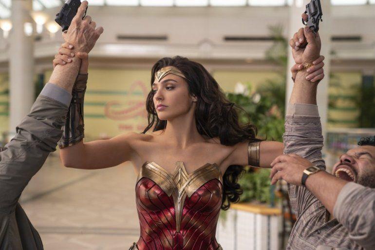 Una imagen proporcionada por Warner Bros. Pictures en la que Gal Gadot
