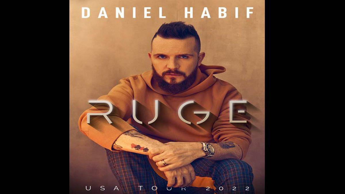 Daniel Habif presenta Ruge USA Tour en 25 ciudades de EEUU.