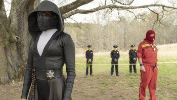 En esta imagen difundida por HBO, Regina King en una escena de Watchmen. La serie está nominada a 26 premios Emmy, incluyendo a mejor serie limitada.